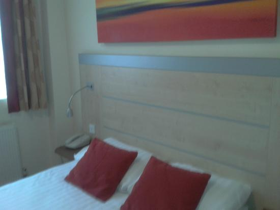 Comfort Inn London - Edgware Road: Double Bed