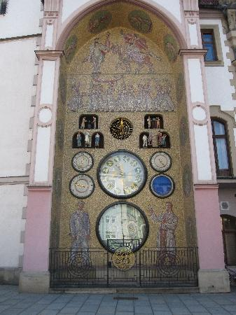 Astronomical Clock 사진