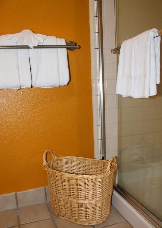 Governors Inn Hotel: Bathroom