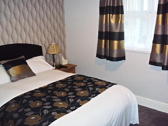 Jeffersons Hotel: Double Room