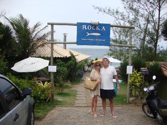 Rocka Beach Lounge & Restaurant: A place to go!