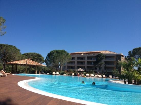Residence Salina Bay : piscine