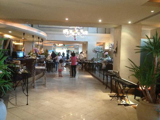 Chinese Cuisine, Shanghainese Cuisine: The restaurant from inside