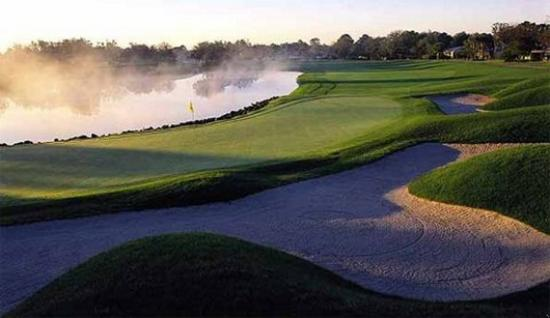 Arnold Palmer's Bay Hill Lodge: Golf