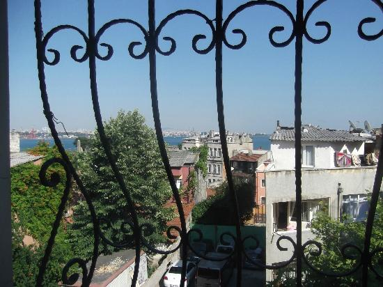 Hotel Sebnem: View from 18