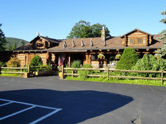 Log Jam Restaurant: Very appealing