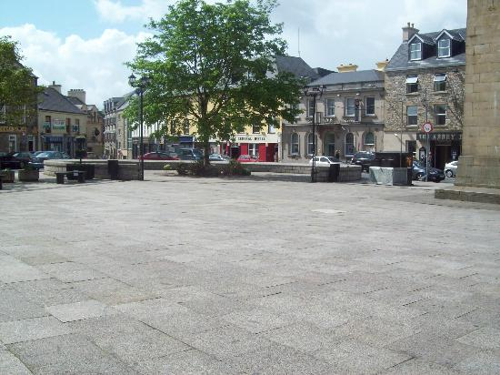 Centre Donegal Town.