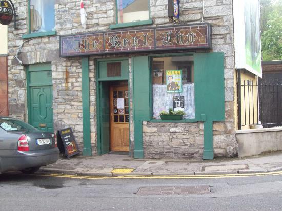 Donegal Town, Irland: The Reel Inn, Irish pub.