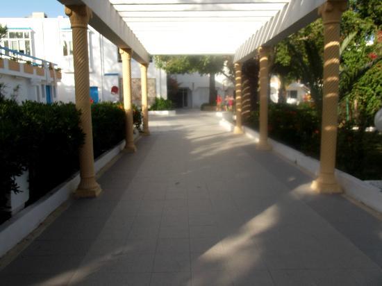 El Mouradi Club Selima: Hotel