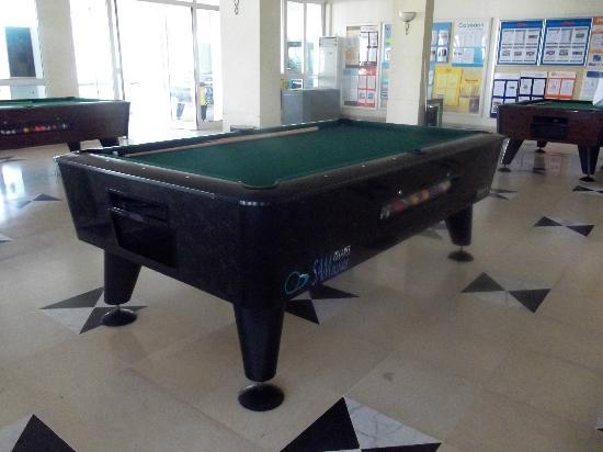 El Mouradi Club Selima: Pool Table