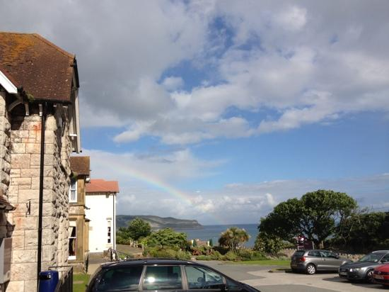 Premier Inn Llandudno North (Little Orme) Hotel: lovely views!