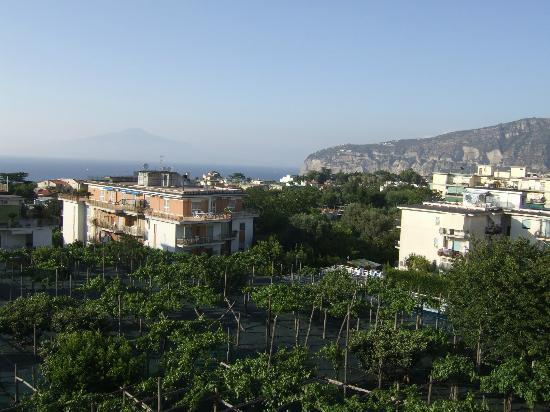 Hotel Zi Teresa: Roof top view