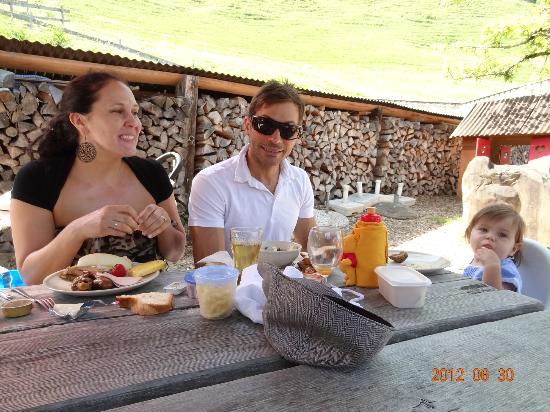 Bergrestaurant Chessel: family fun