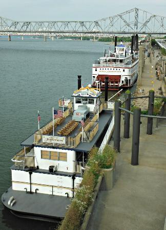 Louisville Marriott Downtown: Waterfront