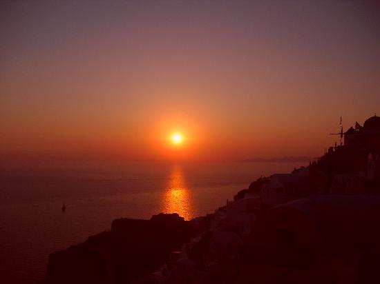 Esperas: Oia Sunset