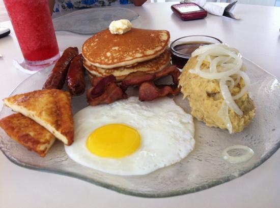 Little John: breakfast @ juanillo