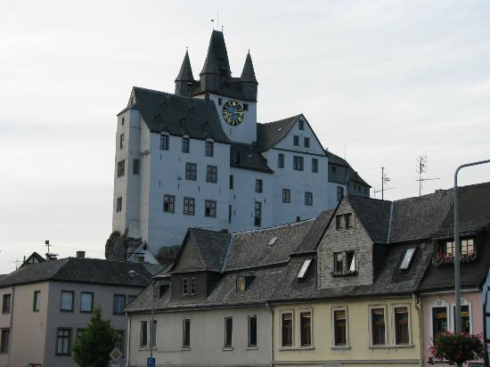 Grafenschloss-Jugendherberge Jugendgastehaus Diez