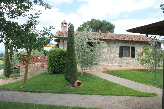 Villa Rosa dei Venti: The cottage