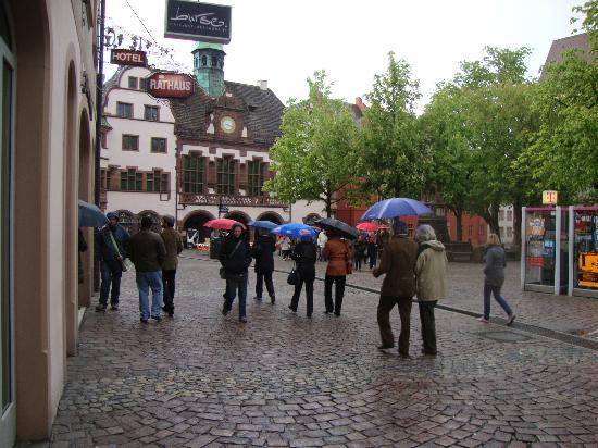 Hotel am Rathaus: Rathausgasse 4 - 8