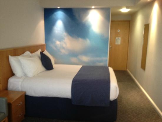 RNLI College: My room