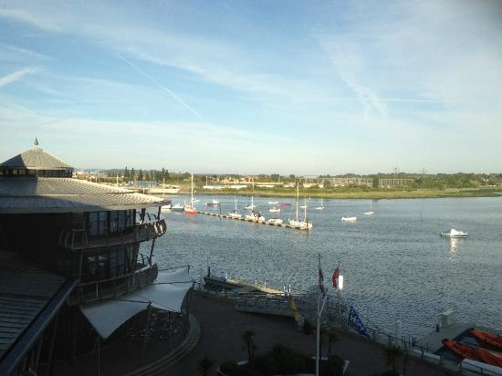 RNLI College: View from my room