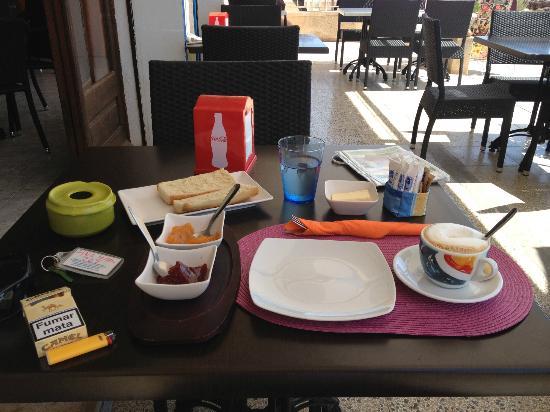 Mama Mia: Tasty breakfast