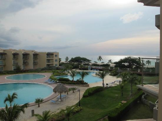 Oceania Residences: View from deck