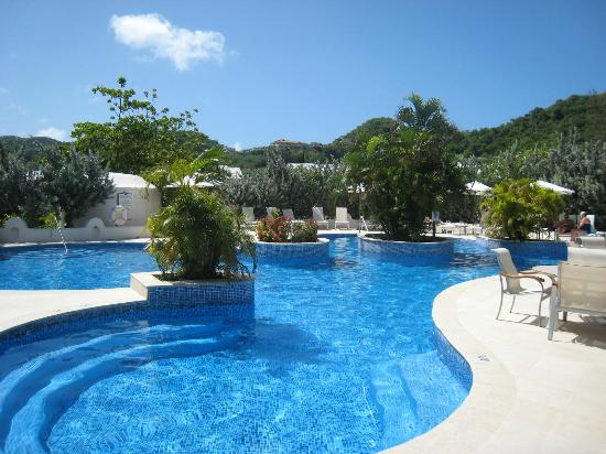 Spice Island Beach Resort: Lovely hotel pool