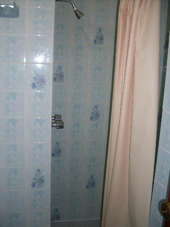 Hotel Las Palmas: Ducha