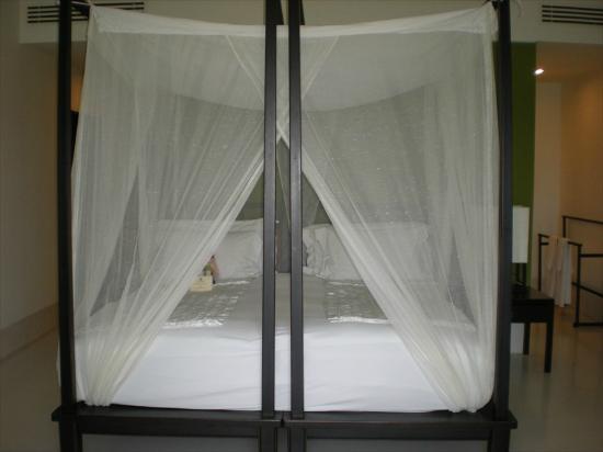Yaiya Hua Hin: Bed Deluexe