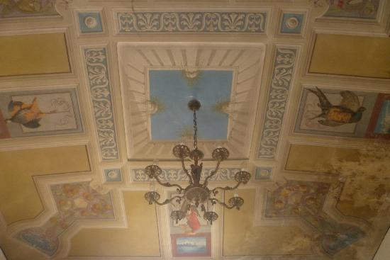 La Casa di Antonella: Beautiful ceiling
