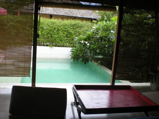 Yaiya Hua Hin: private pool