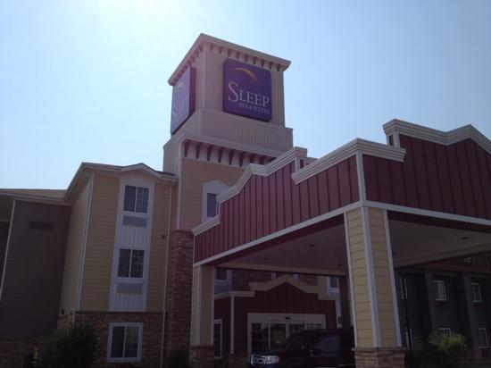 Motel 6 Park City: front of sleep inn