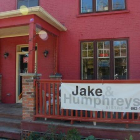 Jake & Humphreys' Bistro: Jake & Humphreys