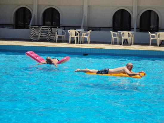 Hersonissos Hotel: pool