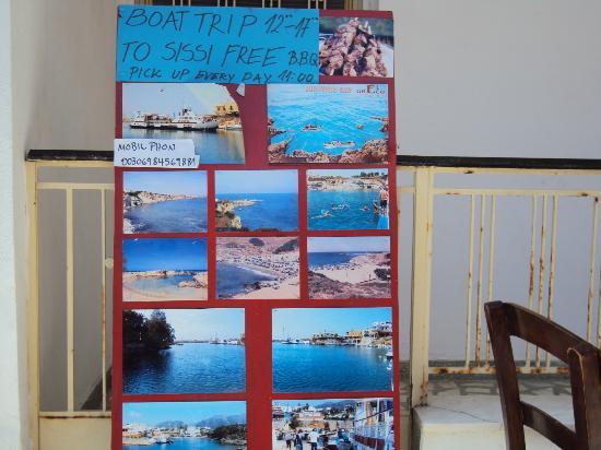 Hersonissos Hotel: local excursions