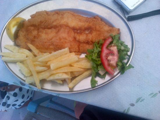 Hersonissos Hotel: lunch