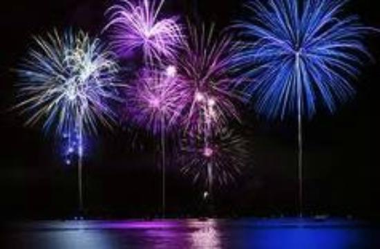 Tahoe Lakeshore Lodge and Spa: July 4th Fireworks