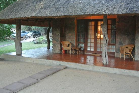 Blyde River Canyon Lodge: the room we stayed in