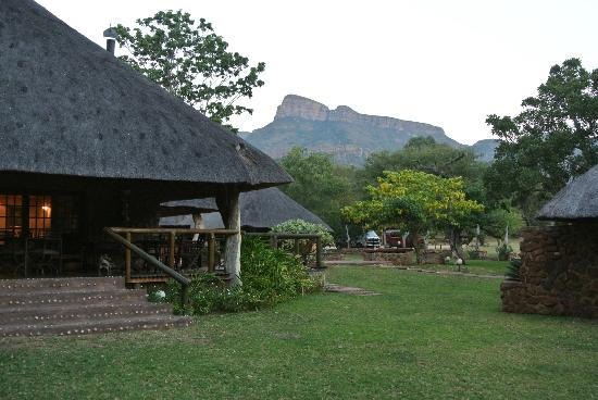 Blyde River Canyon Lodge: Awesome views