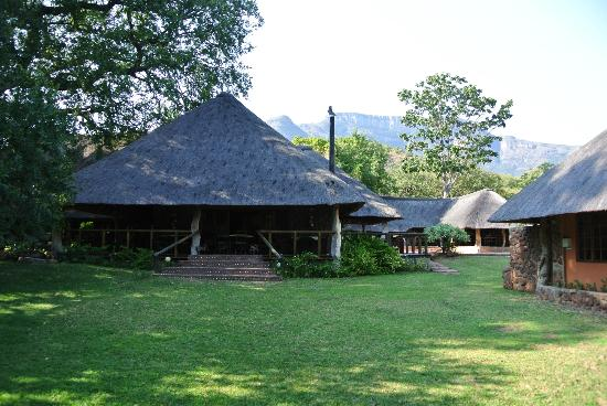 Blyde River Canyon Lodge: A really beautiful place to stay