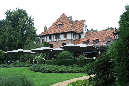 La Butte Aux Bois Hostellerie : отель