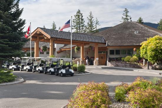 Talking Rock Golf Course : Quaaout Lodge & Sap at Talking Rock Golf Resort