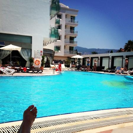 Blue Bay Classic Hotel : pool