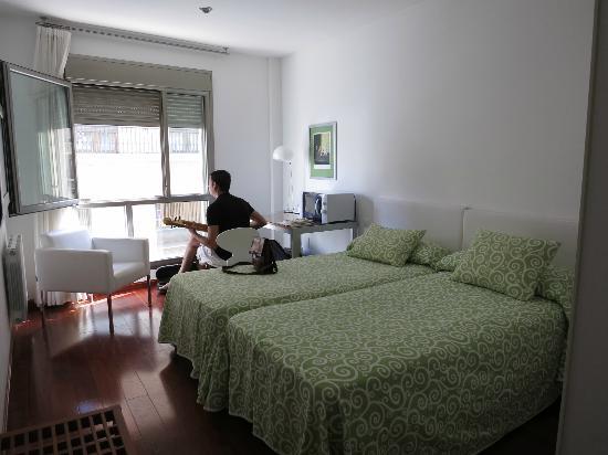 Apartamentos Sabinas El Pilar: Interiores cómodos, luminosos, limpios, elegantes y funcionales