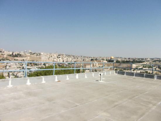 La Maison d'Abraham: Rooftop View