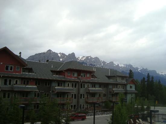 The Lodges at Canmore: view