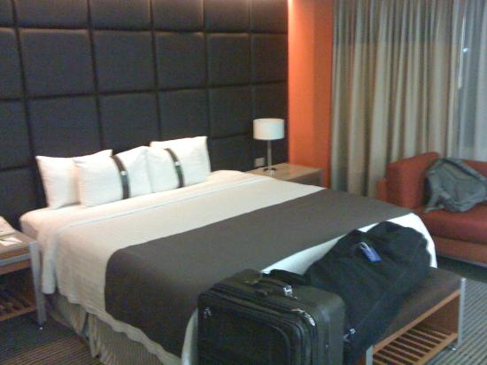 Holiday Inn Mexico City-Plaza Universidad: My Room