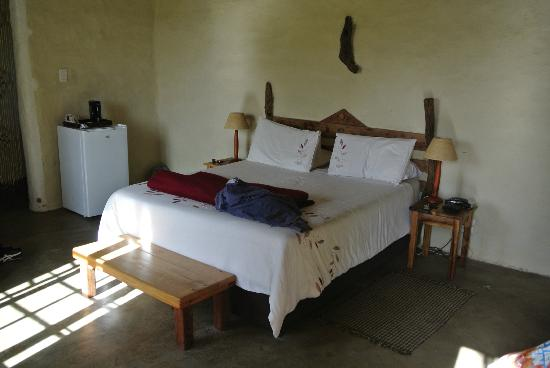 Chrislin African Lodge: sleeping area