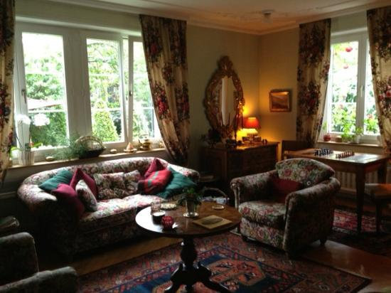 B&B Villa Magnolia: Sitting Room